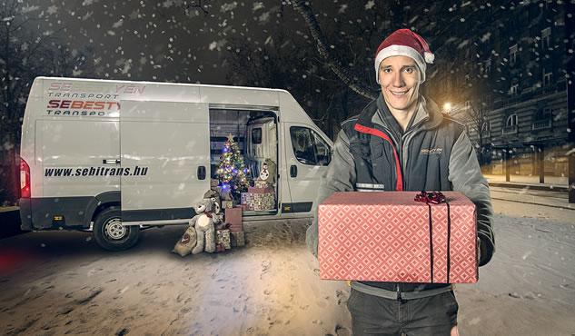 A távolság nem akadály… főleg nem Karácsonykor!